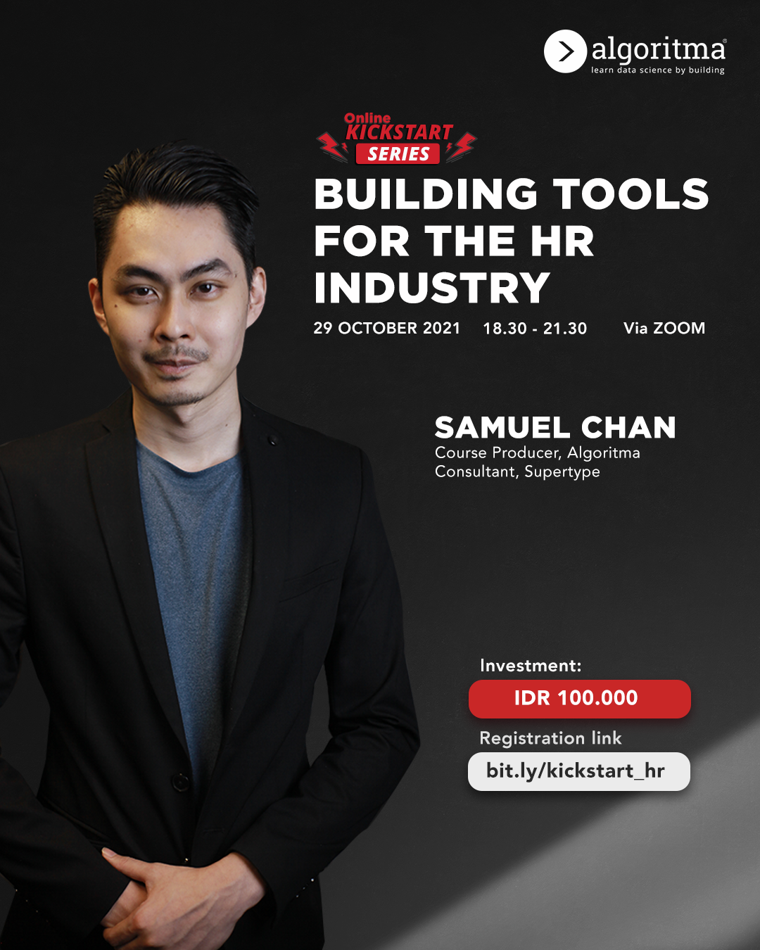 Building Tools for the HR Industry